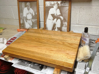 marathoner how to make a butcher block cutting board