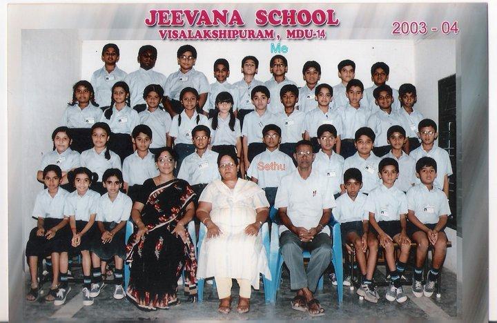Jeevana School Madurai