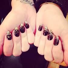 celeb nail art