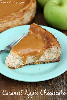 http://whatscookinglove.com/2014/09/caramel-apple-cheesecake/