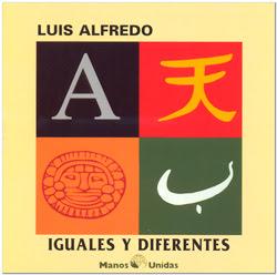Carátula de Igualis y diferentes (1995)
