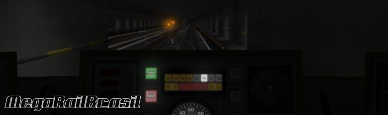 Mega Rail Brasil OpenBve