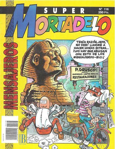 Super Mortadelo Ed. B . Escaneos inéditos de j.Rab