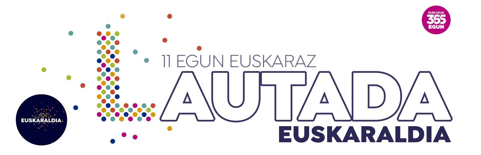 EUSKARALDIA: EMAN IZENA.