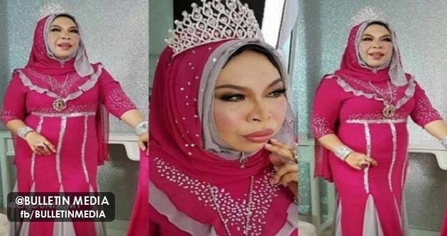 Dato Seri Vida Ada 10 Koleksi Mahkota Ada Yang Mencecah Harga RM100000