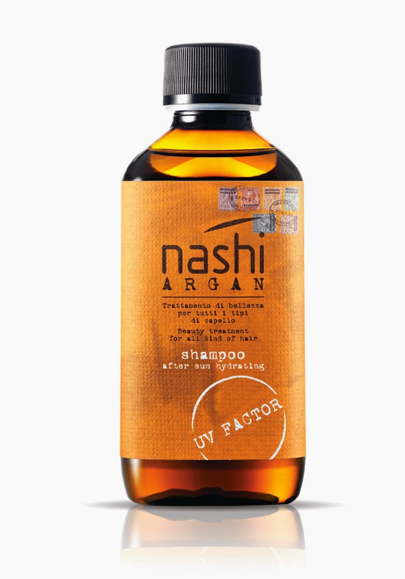 Shampoo After Sun Hydrating - Nashi Argan