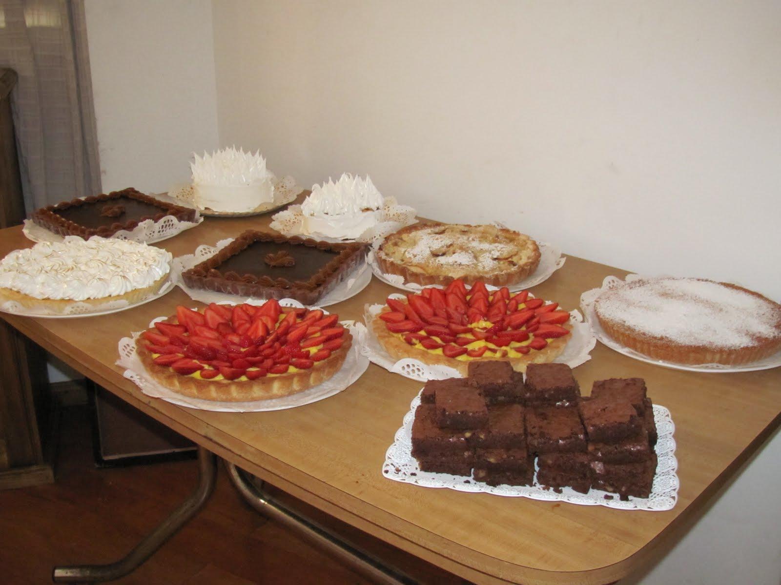 Mesas De Dulces Y Postres Fuentes De Chocolate Servicios De - Postres-para-mesa-de-dulces