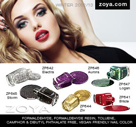 Zoya Nail Polish: Ornate