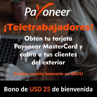 ¿Necesitas una manera más sencilla de recibir pagos de compañías radicadas en el extranjero?