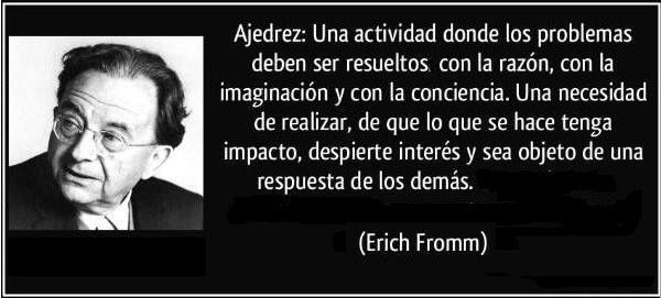 Frase de Erich Fromm