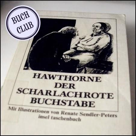 Der scharlachrote Buchstabe - Nathaniel Hawthorne
