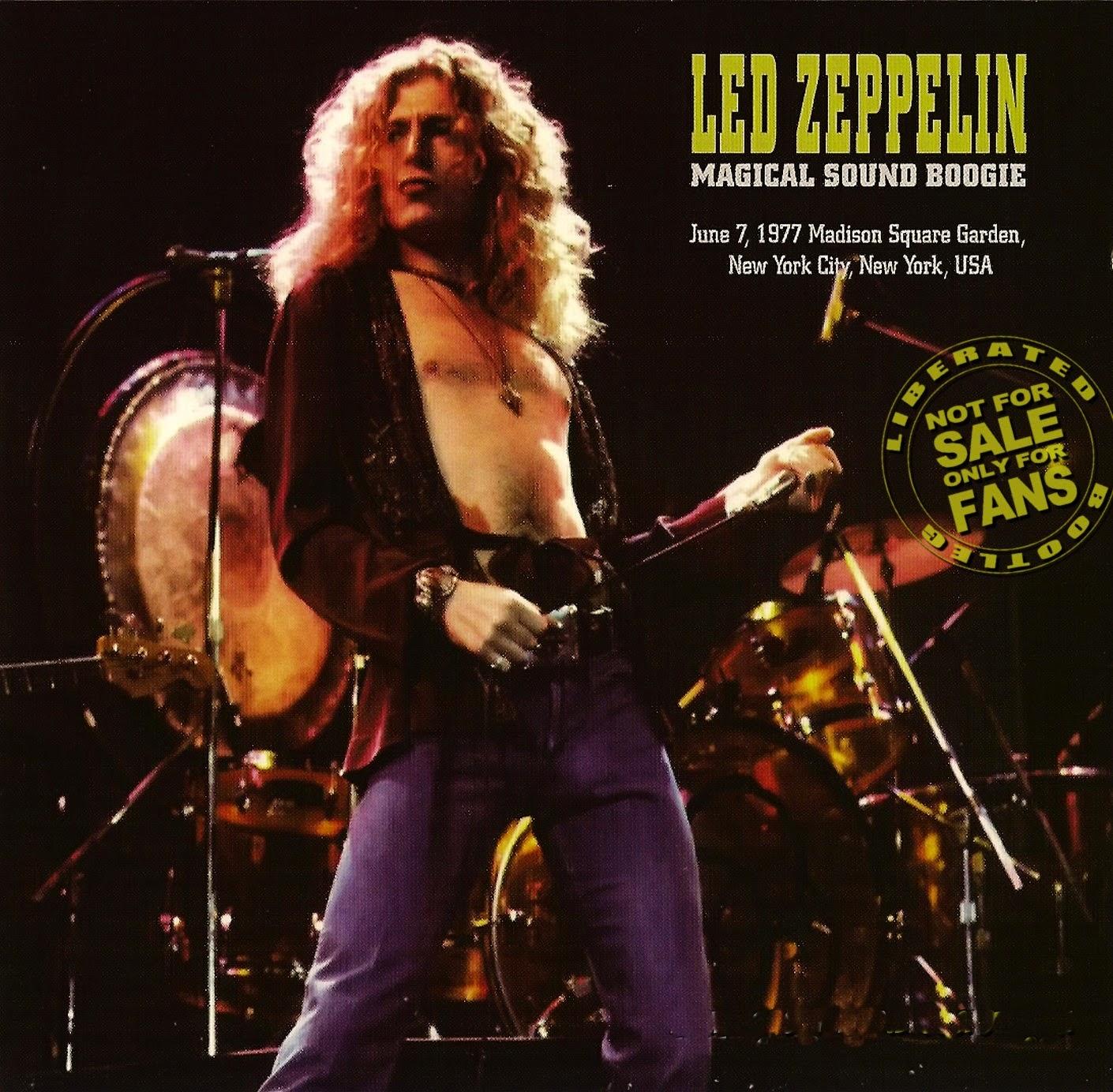 1969 - Led Zeppelin - Magical Sound Boogie - Bootleg