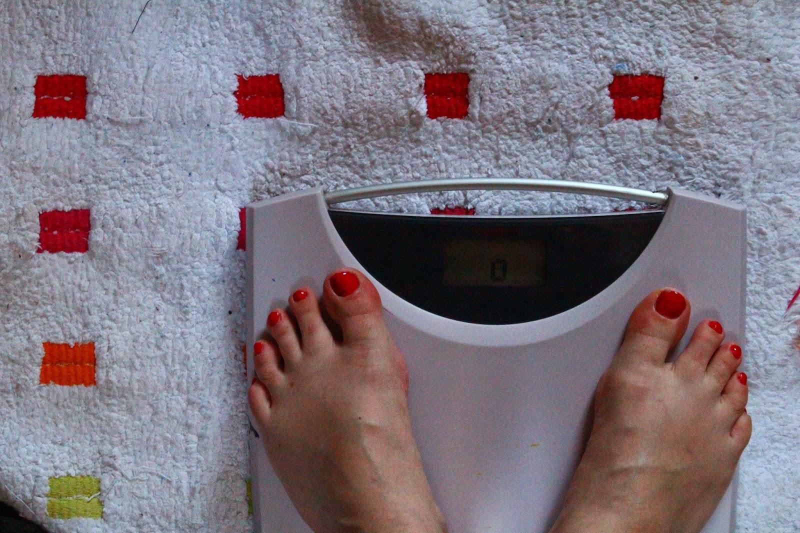 Balance, phase plateau, régime, perte de poids