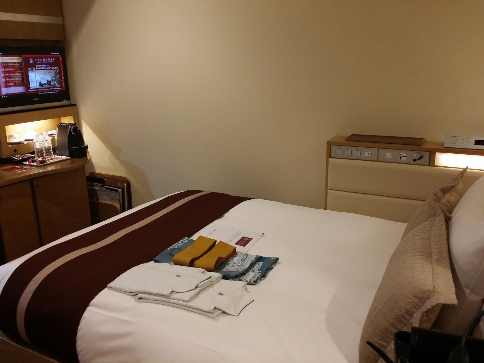 Hotel Ryumeikan Tokyo Eat Play Buy And Blog Day 1 In Tokyo Japan 27th December 2014