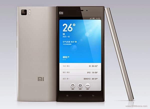 Xiaomi Mi3 Diluncurkan di India dengan Harga $250!