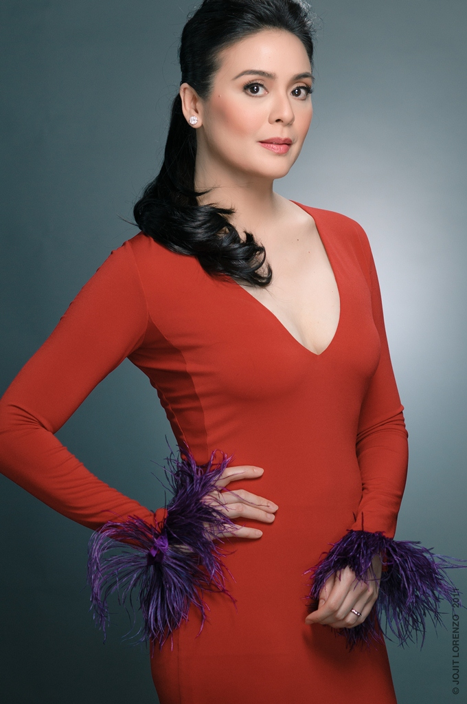 Dawn Zulueta ageless beauty, photos snaps from teleserye 'Walang
