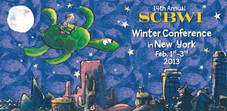 SCBWI NY Conference Banner