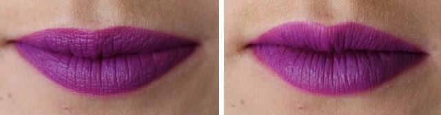 mac heroine matte lipstick