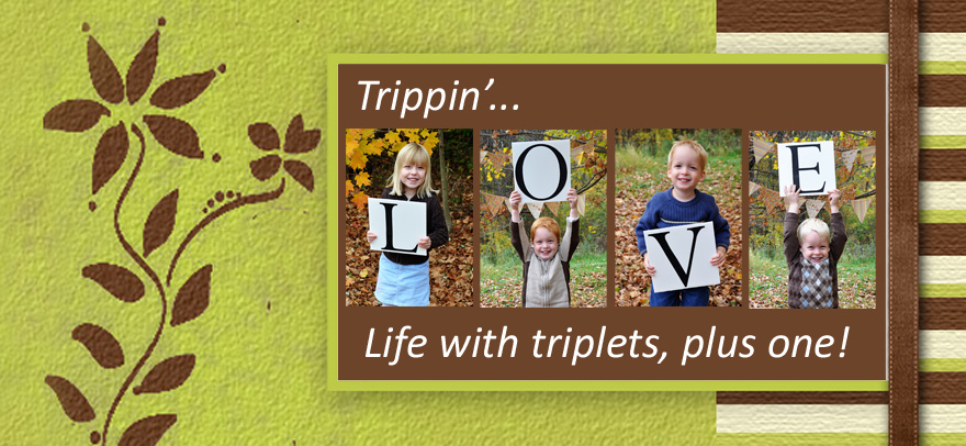 Trippin&#39; - Life with Triplets