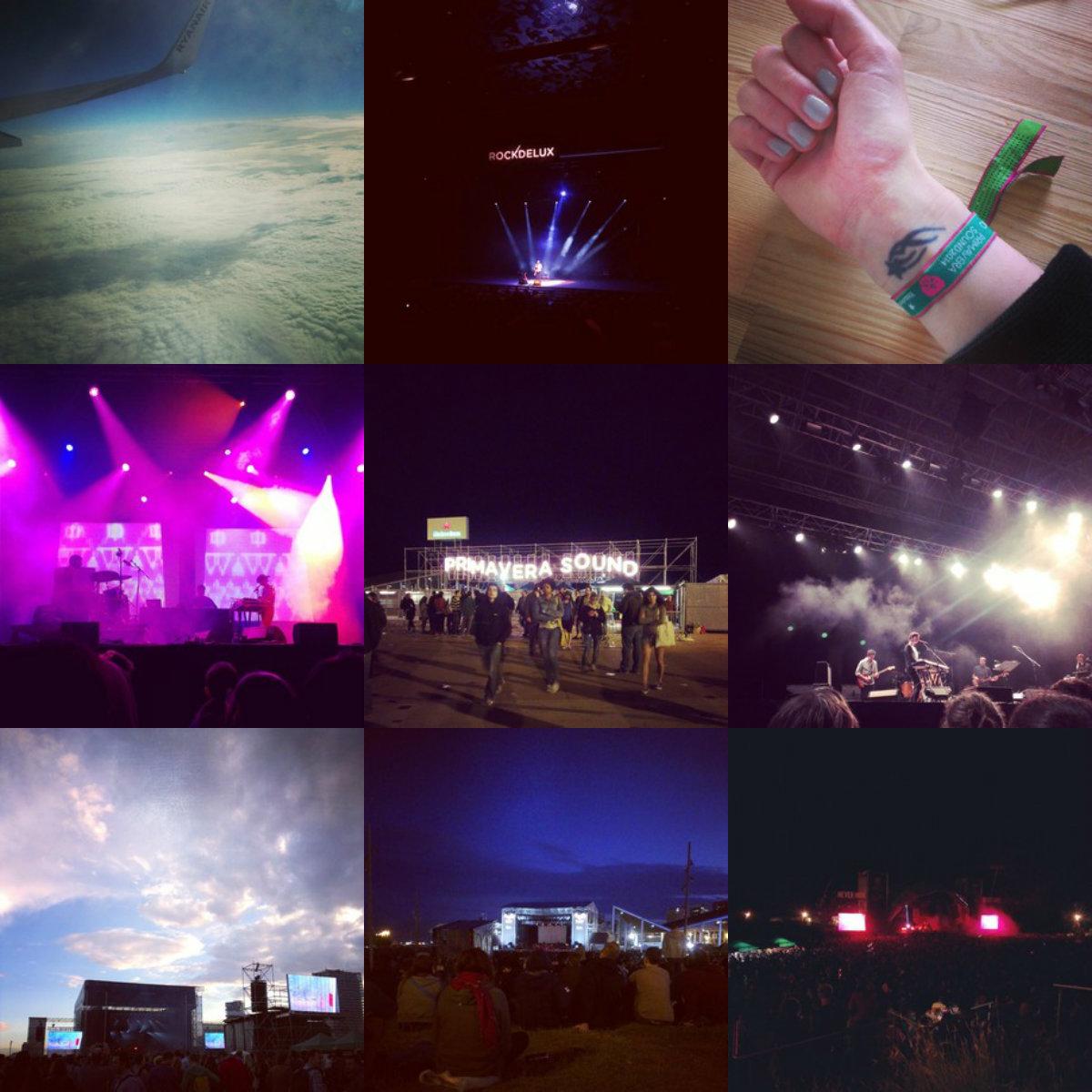 instagram Primavera Sound 2014