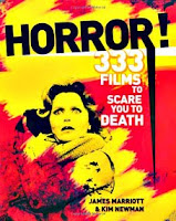 Horror! 333 Films To Scare You To Death by James Marriott & Kim Newman