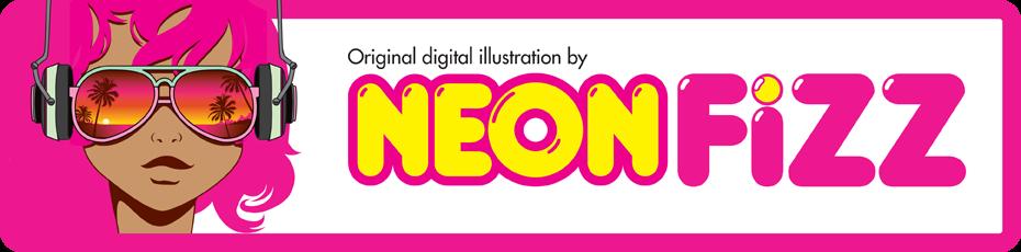 Neon Fizz Design