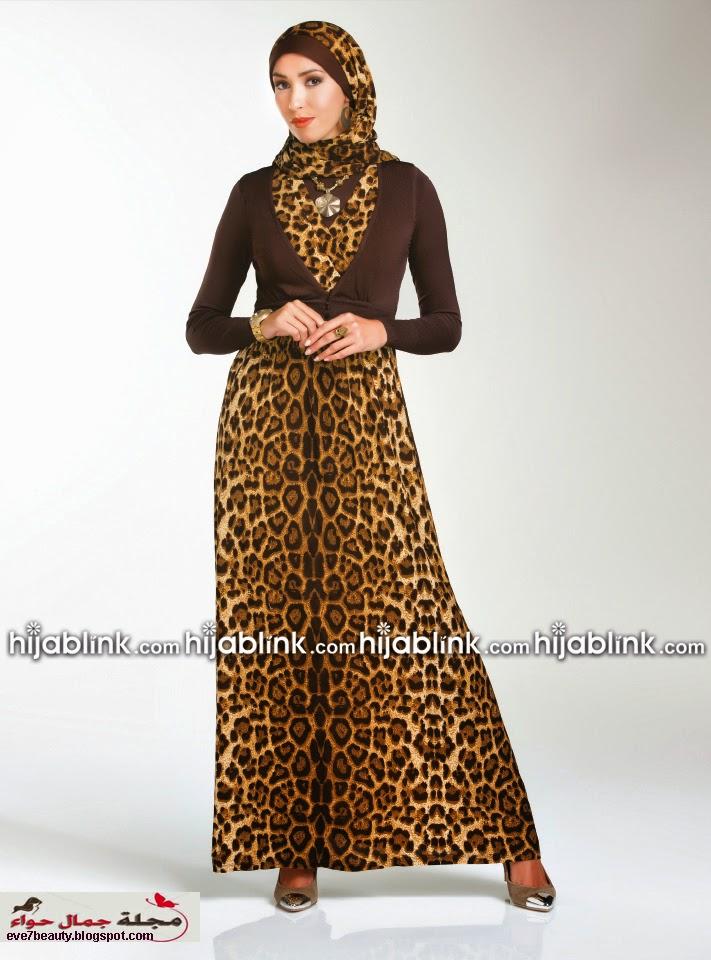 كوليكشن عبايات وملابس كاجوال  للمحجبات من HIJABLINK