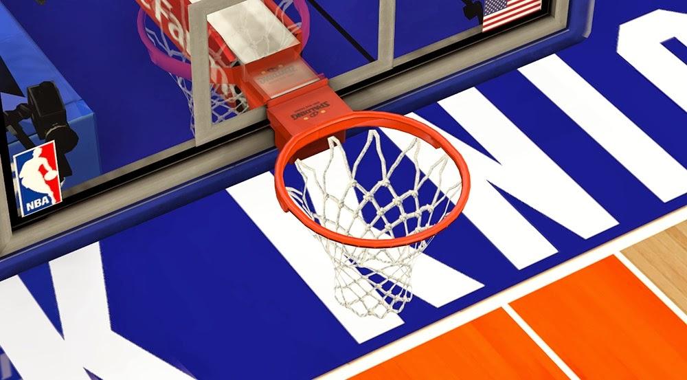 NBA 2k14 Basketball Net Mods - Longer Net