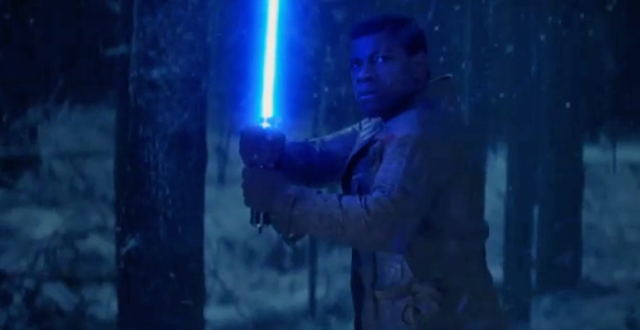 Finn Star WarsThe Force Awakens (Le Réveil De La Force)