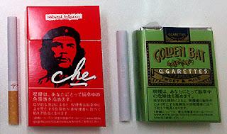 チェ と ゴールデンバット のパッケージ画像