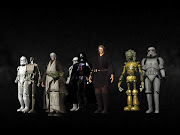 Personajes Star Wars Para Iclone