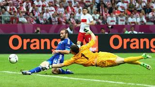 GRECIA CEHIA EURO 2012 12 iunie live online Dolce Sport tv pe internet Campioantul european de fotbal Sopcast