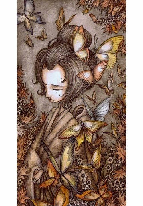 22-Madame-Butterfly-Adam-Oehlers-Illustrations-and-Drawings-from-Oehlers-World-www-designstack-co