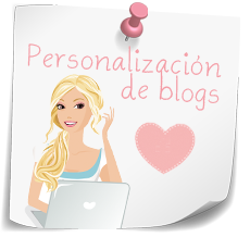 Blog personalización de blogs.