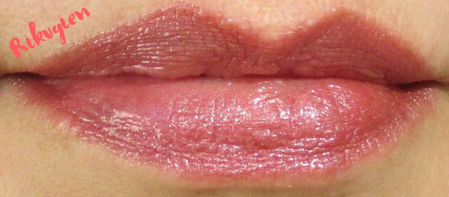 NARS Satin Lip Pencil Rikugien Lip Swatch notesfrommydressingtable.com