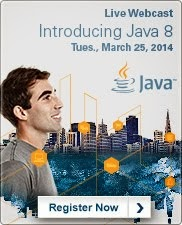 Java 8 Launch