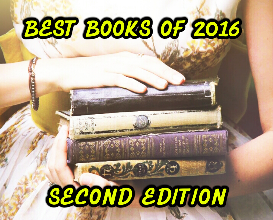 BEST BOOKS AWARDS 2016