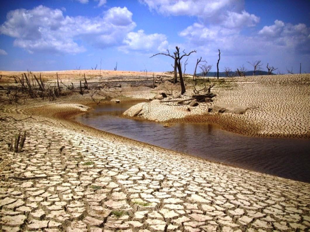 Consecuencias disminución de agua