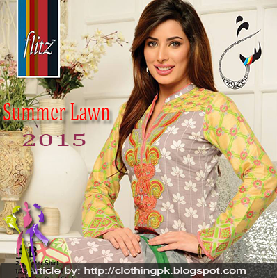 Sheen Latest Summer Lawn 2015 Fashion by Flitz
