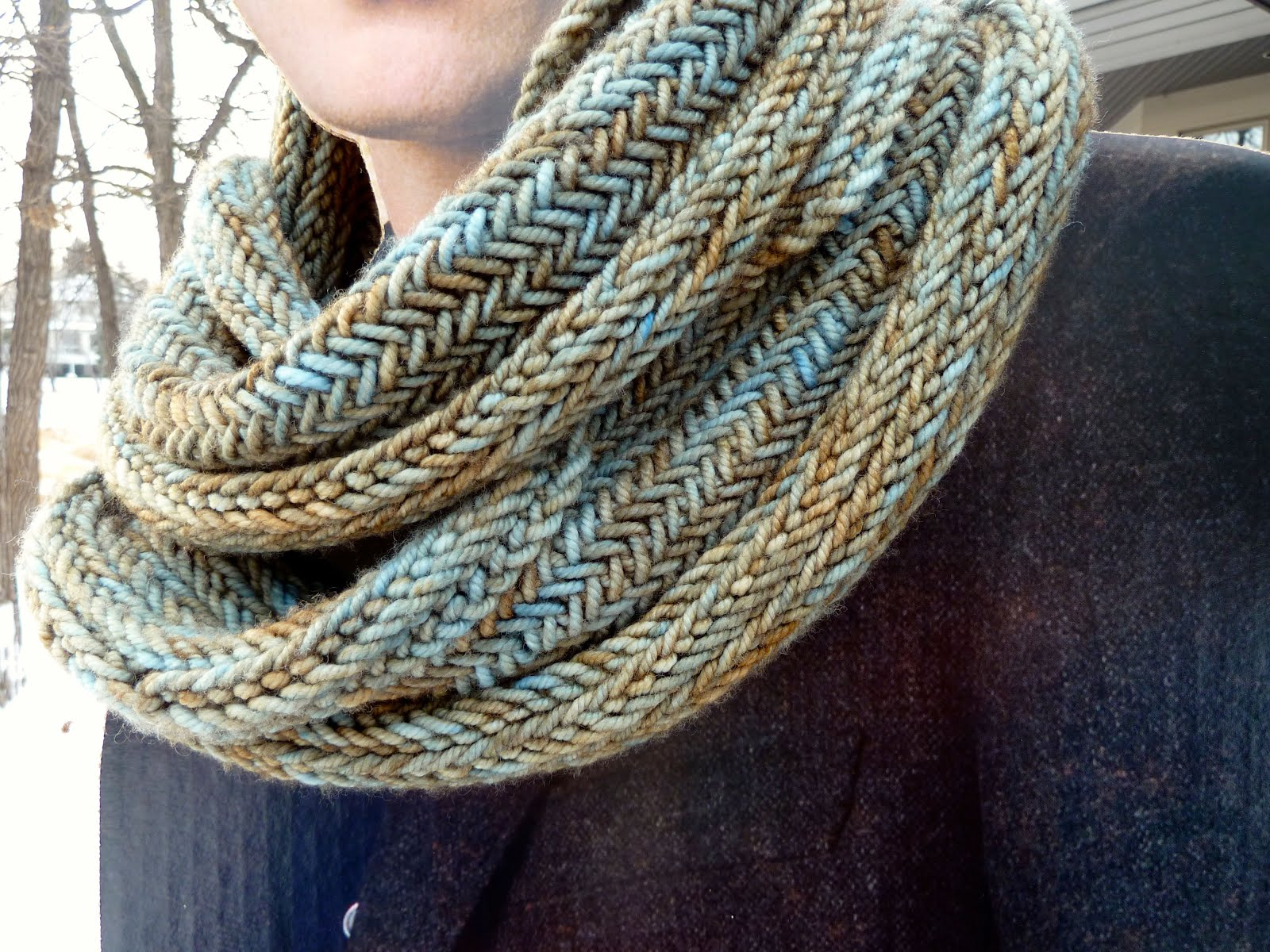 ocd: obsessive crafting disorder: holy cowl!
