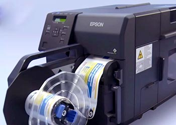 Epson ColorWorks C7500 Review