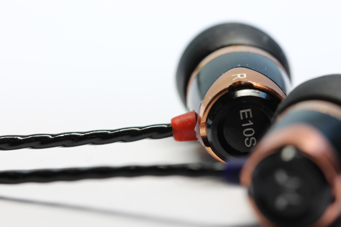 Soundmagic E10s