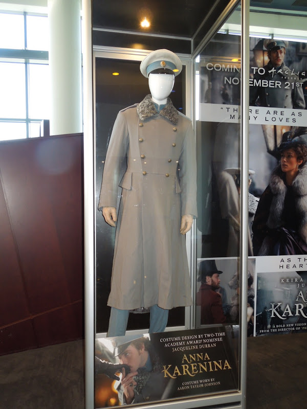 Count Vronsky Anna Karenina movie costume
