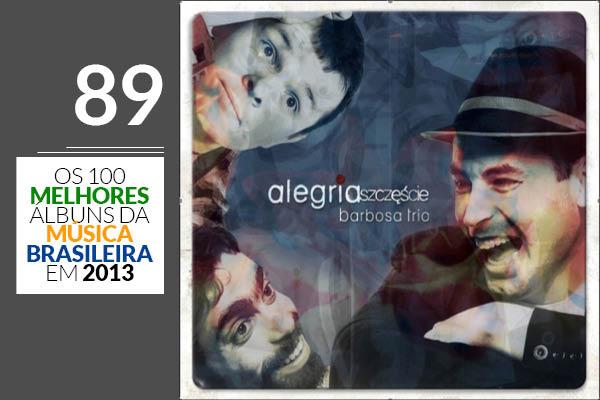 Barbosa Trio - Alegria