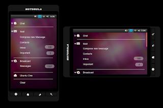 Nuevos pantallazos de Ubuntu Phone
