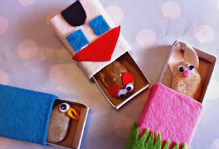 Nuevas ideas para reciclar cajas de fósforos