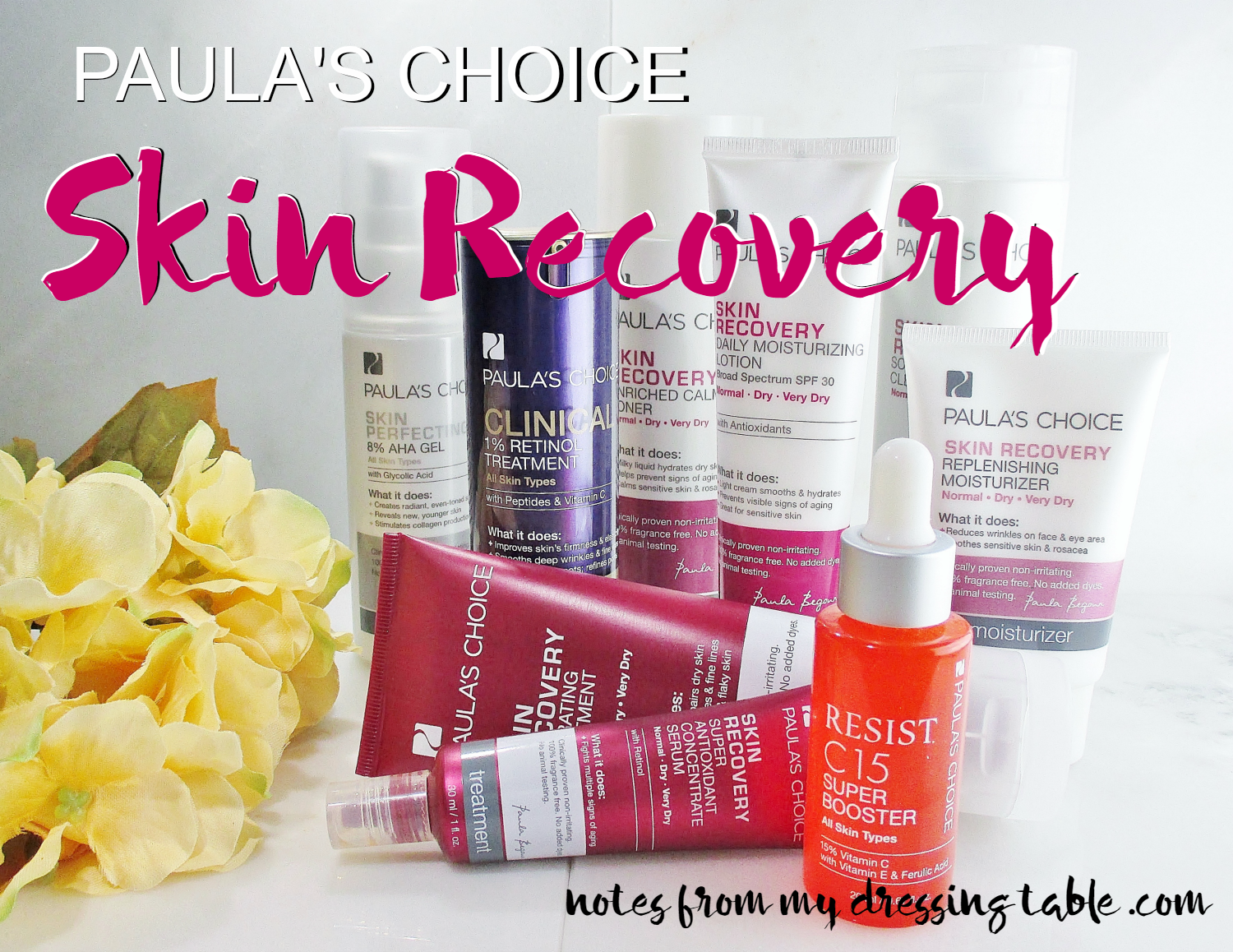 Paula's Choice Skin Care Skin Recovery System