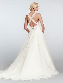 Hayley Paige Spring Bridal 2013 Wedding Dresses
