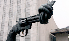 Video: Great American Gun Ban: Rebecca Peters, IANSA & The UN Small Arms Treaty