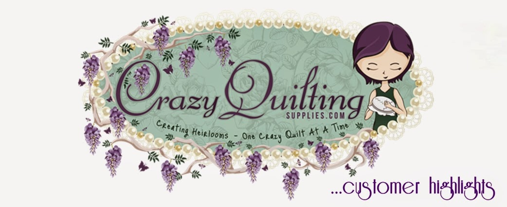Customer Highlights - crazyquilter.com